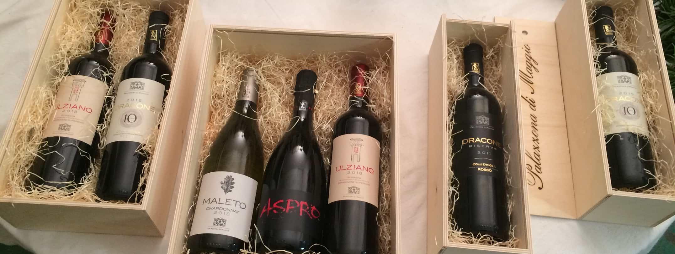 etichette vini palazzona di maggio