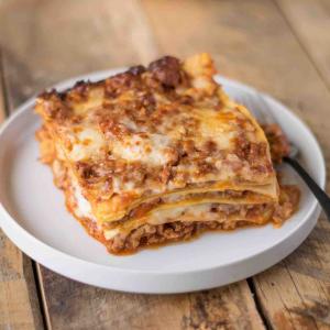 lasagne ragu bolognese