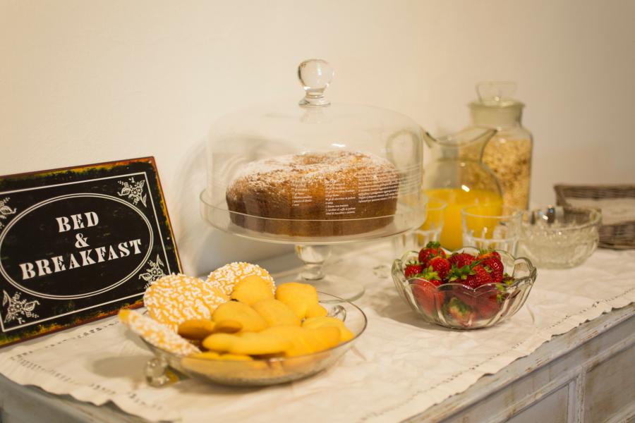 colazione bed&breakfast ozzano emilia bologna